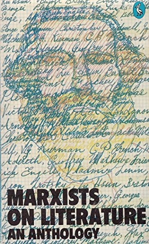 9780140218091: Marxists on Literature: An Anthology (Pelican)