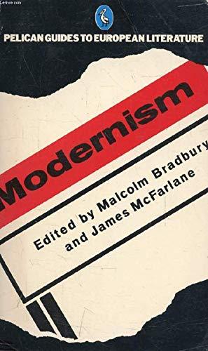 9780140219333: Pelican Guide to European Literature: Modernism