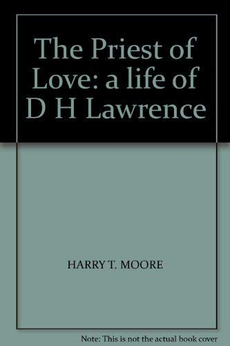 9780140219357: The Priest of Love: a life of D H Lawrence