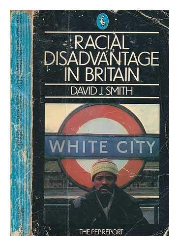 9780140219791: Racial Disadvantage in Britain (Pelican)