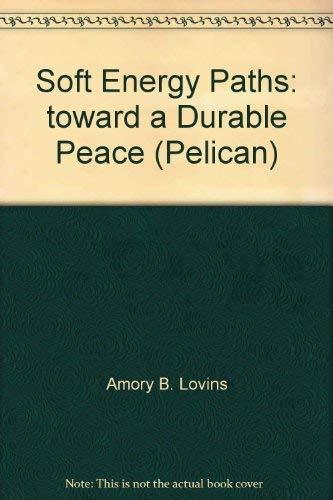 9780140220292: Soft Energy Paths: toward a Durable Peace (Pelican)