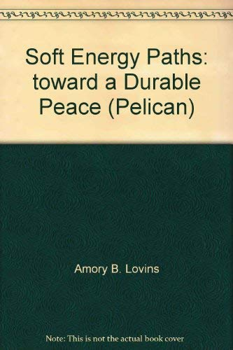 9780140220292: Soft Energy Paths: toward a Durable Peace (Pelican)