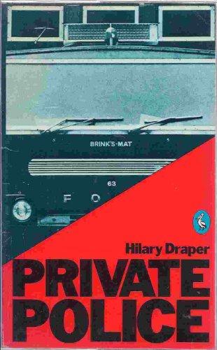 9780140220612: Private Police (Pelican)