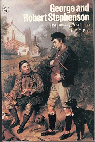 9780140220636: George and Robert Stephenson: The Railway Revolution