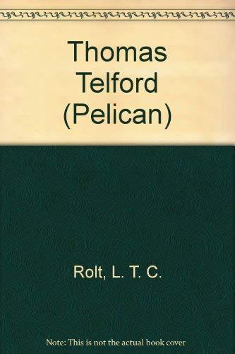 9780140220643: Thomas Telford (Pelican)