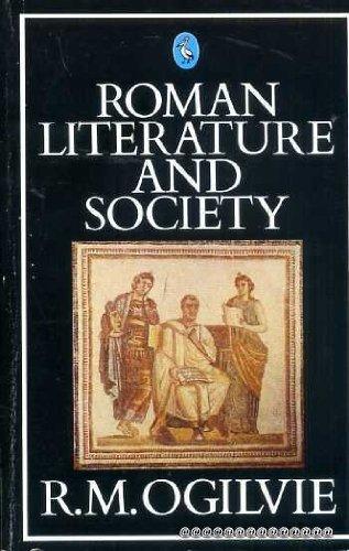 9780140220810: Roman Literature and Society (Pelican S.)