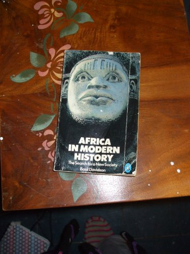 9780140221053: Africa in Modern History: The Search for a New Society (Pelican Books)