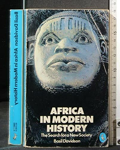 9780140221053: Africa in modern history: the search for a new society