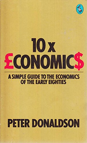 9780140221619: 10 x Economics (Pelican)