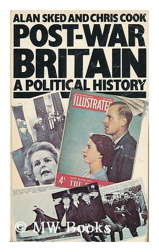 9780140222043: Post-war Britain: A Political History (Pelican)