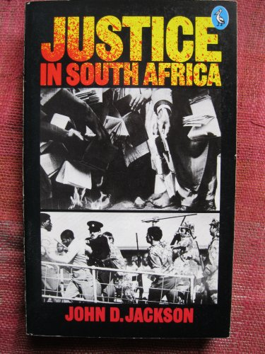 9780140222456: Justice in South Africa (A Pelican Book)