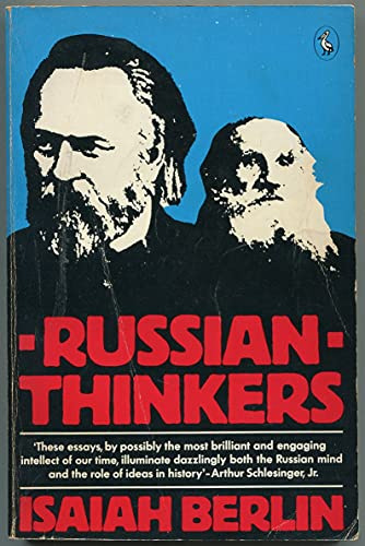 9780140222609: Russian Thinkers