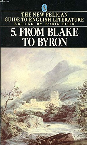 From Blake to Byron (Guide to English Lit): Penguin Books