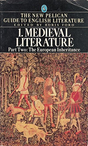 9780140222722: Medieval Literature: Volume 1, Part 2 (Guide to English Lit)