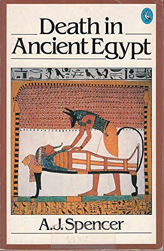 9780140222944: Death in Ancient Egypt (Pelican)