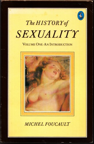 9780140222999: The History of Sexuality: An Introduction v. 1 (Pelican)