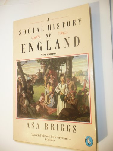 9780140223545: Social History Of England: Second Edition (Pelican)