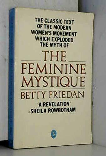 9780140224085: The Feminine Mystique (Pelican)