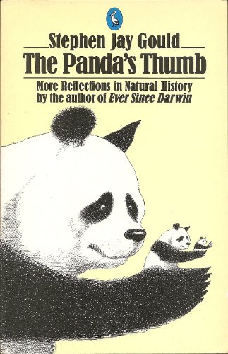 9780140224733: The Panda's Thumb: More Reflections in Natural History (Pelican)