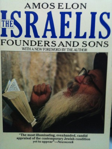9780140224764: The Israelis: Founders and Sons (Pelican)