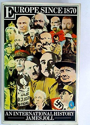 9780140224771: Europe Since 1870: An International History (Pelican books)