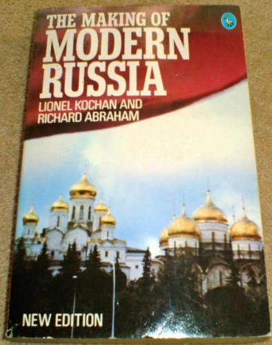 9780140224887: The Making of Modern Russia (Pelican S.)