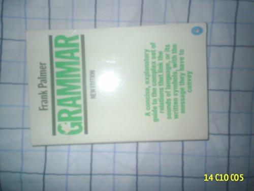 9780140225075: Grammar (Language & Linguistics Series)