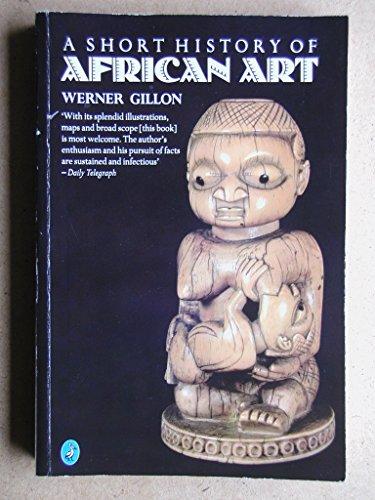 9780140225082: A Short History of African Art (Pelican)