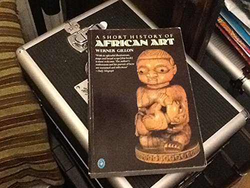 9780140225082: A Short History of African Art (Penguin Art & Architecture)