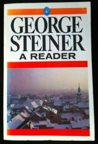 9780140225518: George Steiner: A Reader