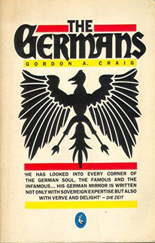 9780140225693: THE GERMANS (PELICAN S.)