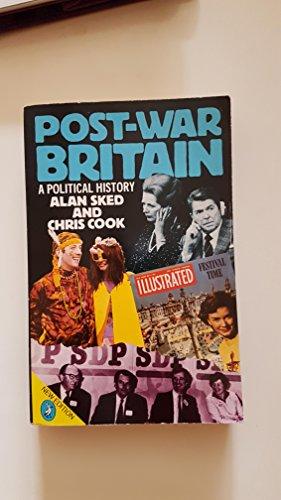 9780140225945: Post-war Britain: A Political History (Pelican)