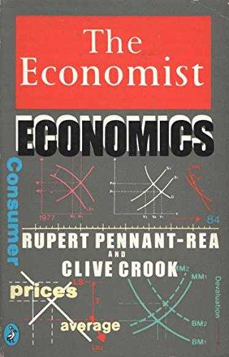 9780140227031: The Economist Economics (Pelican)