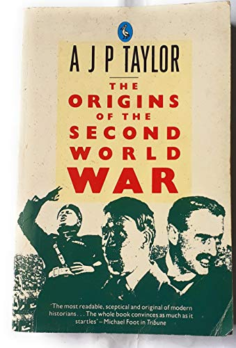 9780140227383: Origins of the Second World War (Pelican)