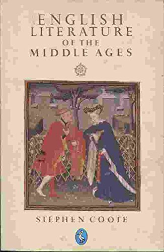 9780140227901: English Literature of the Middle Ages (Pelican)