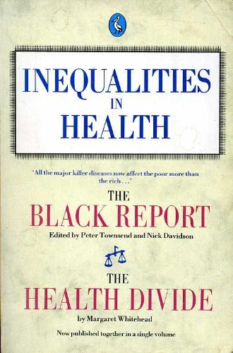 9780140228038: Inequalities in Health: Black Report (Pelican)