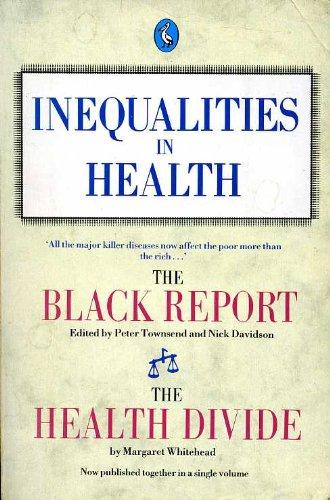 9780140228038: Inequalities In Health: The Black Report (Pelican)