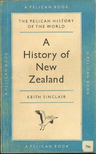 9780140228212: A History of New Zealand (Pelican)