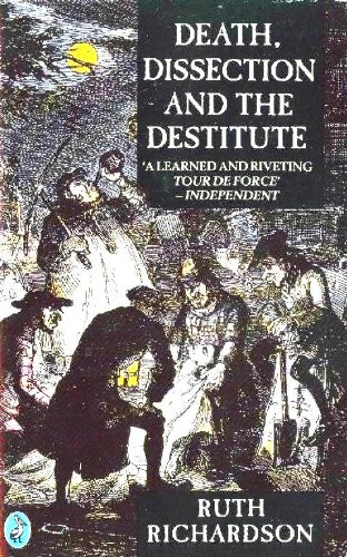 9780140228625: Death, Dissection and the Destitute (Pelican)