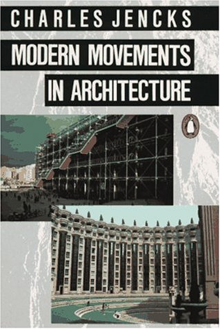9780140230055: Modern Movements in Architecture: Second Edition (Penguin Art & Architecture)