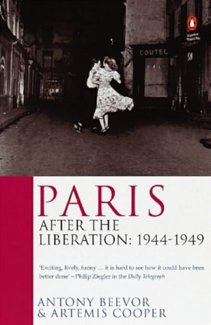 9780140230598: Paris After the Liberation: 1944-49