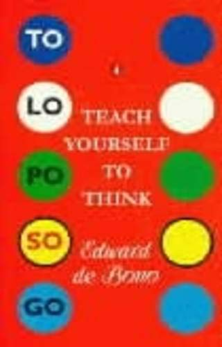 9780140230772: Teach Yourself to Think (Penguin Psychology)
