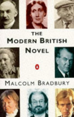 9780140230987: The Modern British Novel