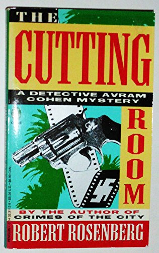 9780140231120: The Cutting Room: An Avram Cohen Mystery (Crime, Penguin)