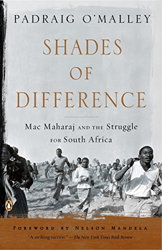 9780140232240: Shades of Difference: Mac Maharaj and the Struggle for South Africa