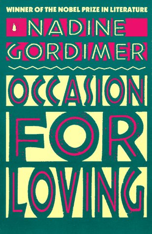 AN Occasion for Loving: Gordimer, Nadine
