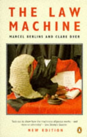 9780140234787: Law Machine 4th Edition