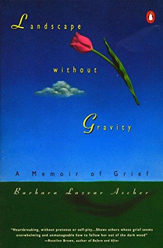 9780140234954: Landscape without Gravity: A Memoir of Grief