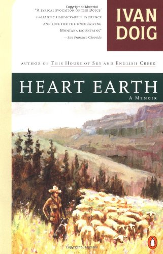 9780140235081: Heart Earth: A Memoir