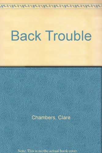 9780140235258: Back Trouble